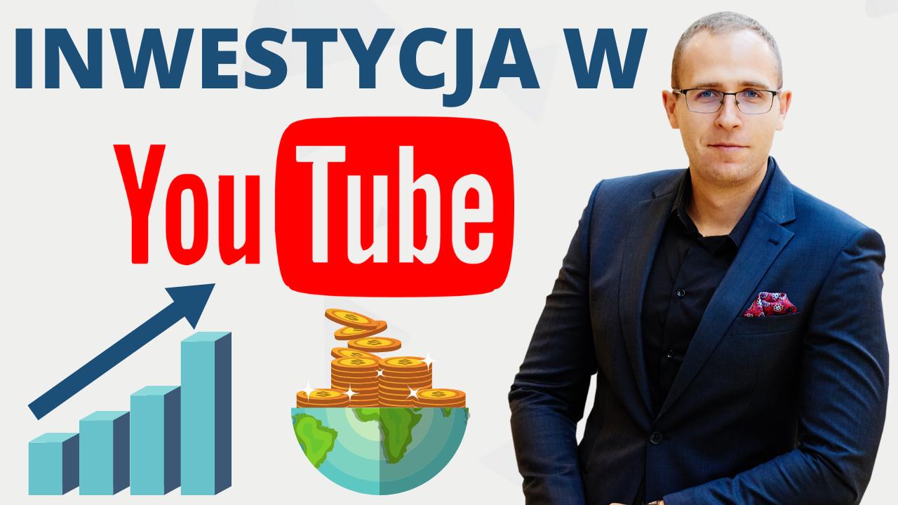 napis inwestycja w youtube