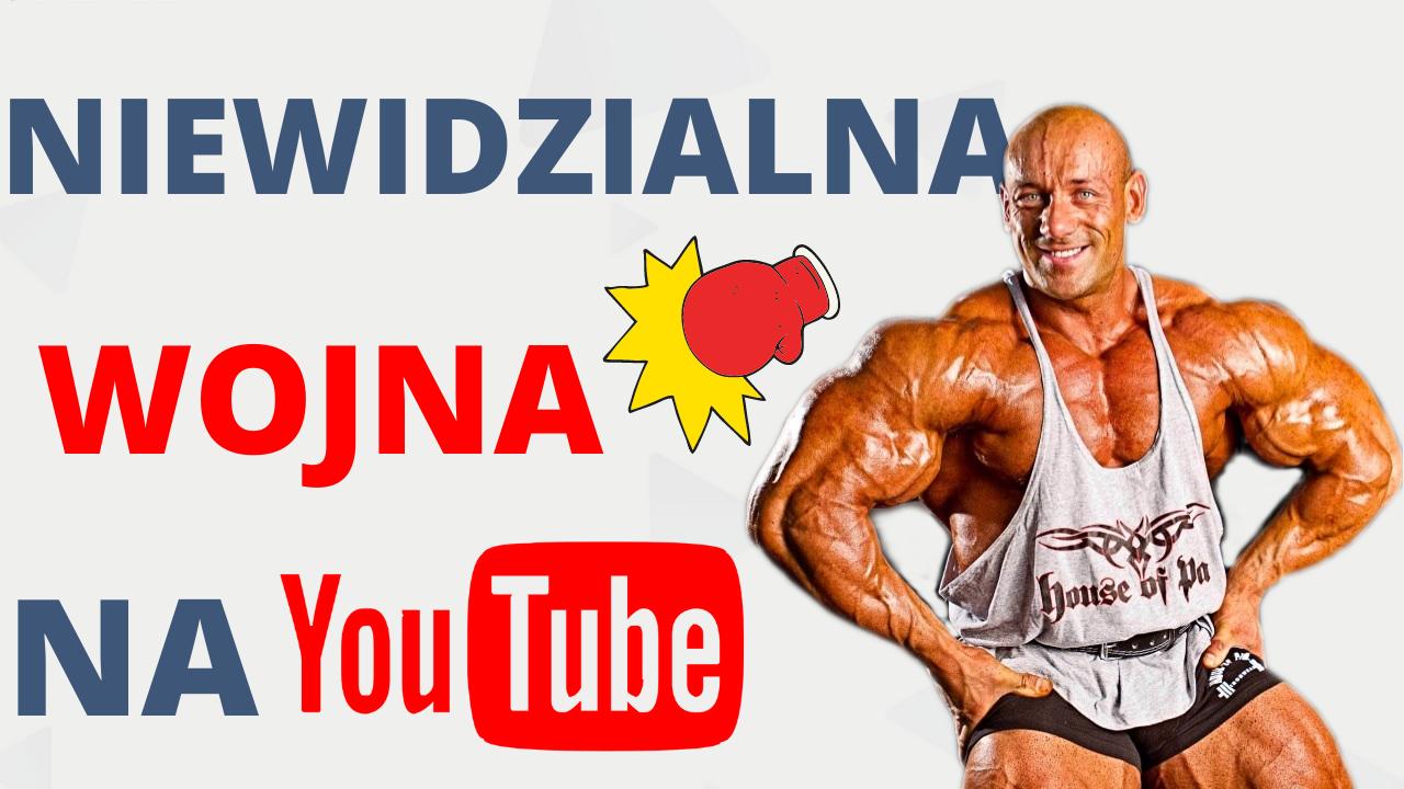niewidzialna wojna na youtube